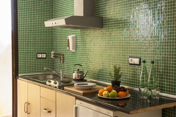 AinB Las Ramblas-Guardia Apartments - фото 20