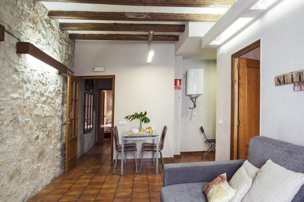 AinB Las Ramblas-Guardia Apartments - фото 21