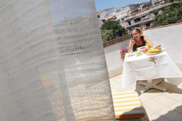 Aparthotel Bonanova - фото 23