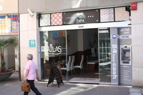 Hotel Atlas - фото 13