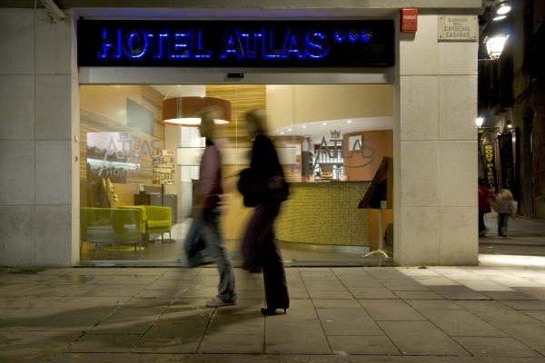 Hotel Atlas - фото 17