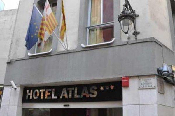 Hotel Atlas - фото 23