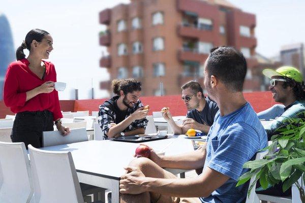 Urbany Hostel Barcelona - фото 10