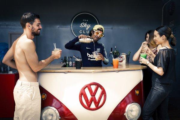 Urbany Hostel Barcelona - фото 12