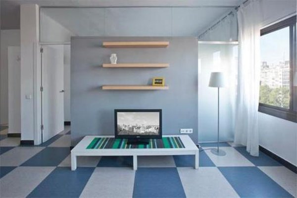Chic & Basic Urquinaona Apartments - фото 21