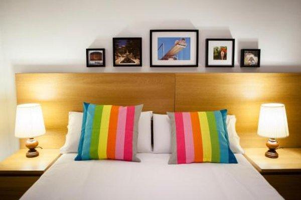 Ramblas Apartments - фото 10