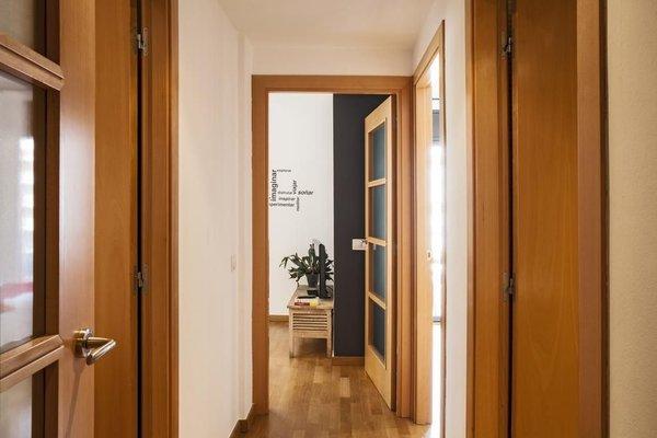 AinB Eixample-Entenca Apartments - фото 13