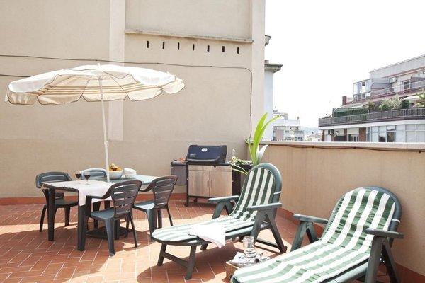 AinB Eixample-Entenca Apartments - фото 14
