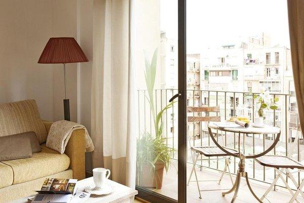 AinB Eixample-Entenca Apartments - фото 16