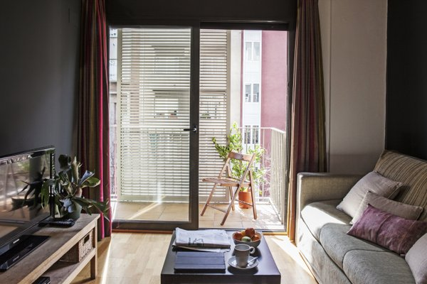 AinB Eixample-Entenca Apartments - фото 19