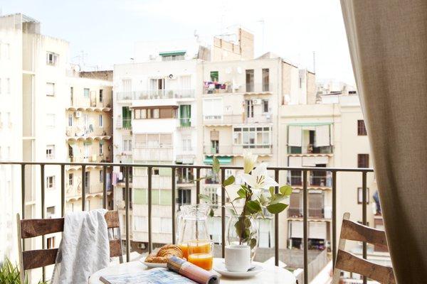 AinB Eixample-Entenca Apartments - фото 22