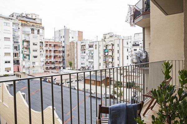AinB Eixample-Entenca Apartments - фото 23