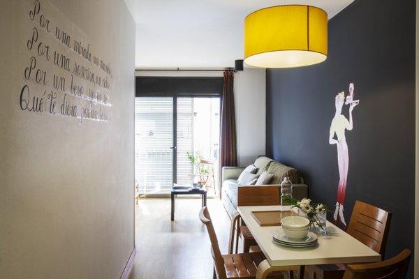 AinB Eixample-Entenca Apartments - фото 8