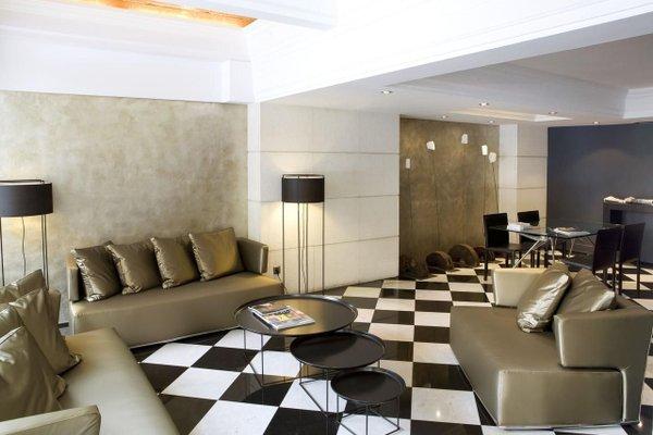 Hotel Gran Derby Suites - фото 8