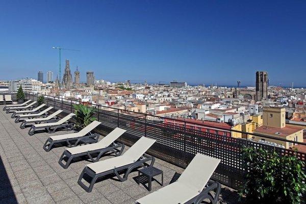 Citadines Ramblas Barcelona - фото 22