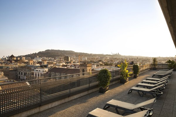 Citadines Ramblas Barcelona - фото 23