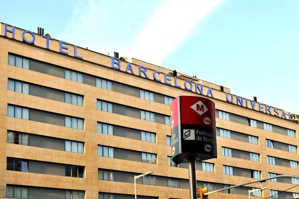 Hotel Barcelona Universal - фото 50