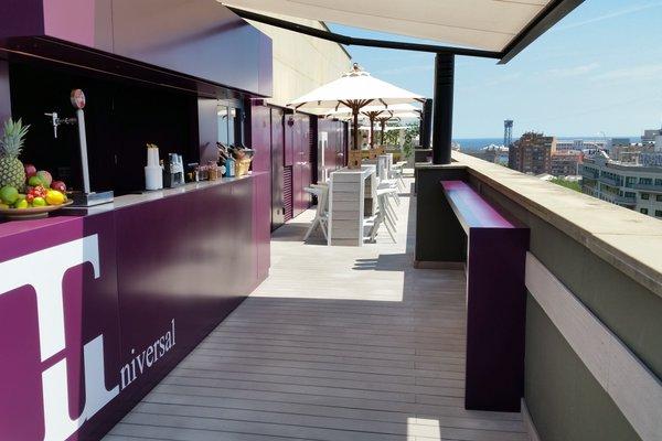 Hotel Barcelona Universal - фото 18