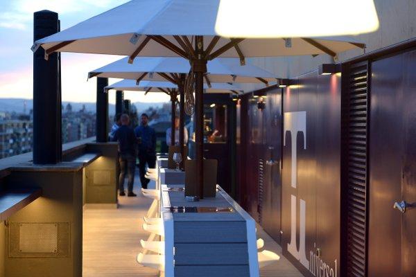 Hotel Barcelona Universal - фото 19