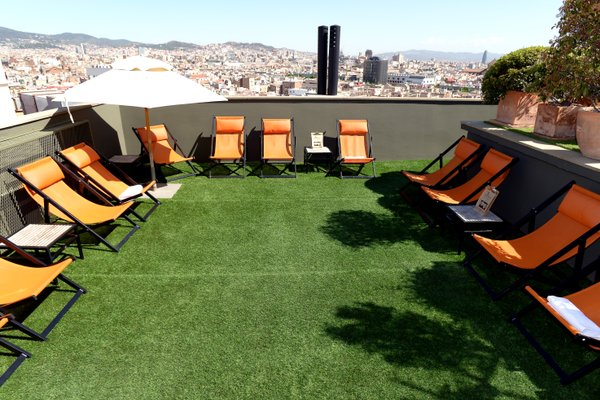 Hotel Barcelona Universal - фото 20