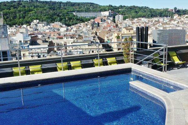 Hotel Barcelona Universal - фото 21