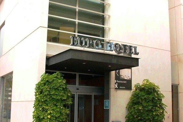 Eurohotel Diagonal Port - фото 22
