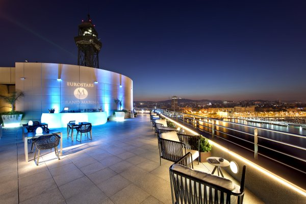 Eurostars Grand Marina Hotel GL - фото 23
