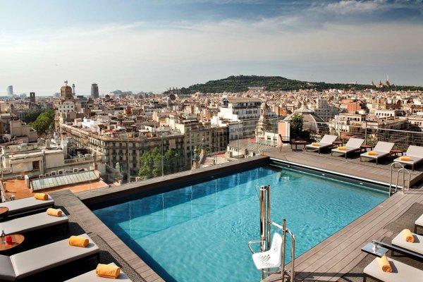 NH Collection Barcelona Gran Hotel Calderon - 20