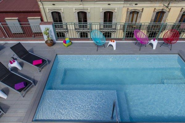 Leonardo Hotel Barcelona Las Ramblas (ех. Hotel Principal) - фото 21