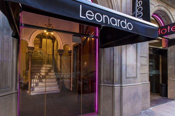 Leonardo Hotel Barcelona Las Ramblas (ех. Hotel Principal) - фото 22