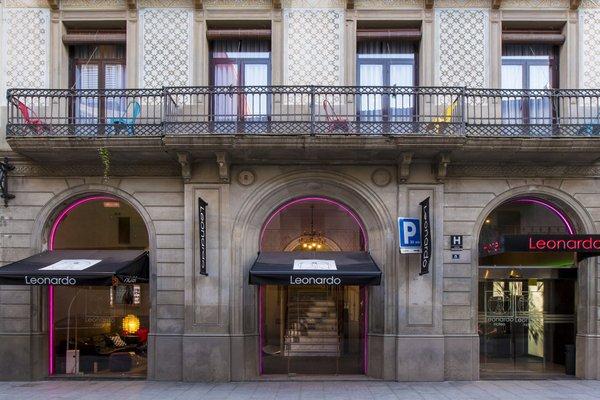 Leonardo Hotel Barcelona Las Ramblas (ех. Hotel Principal) - фото 23