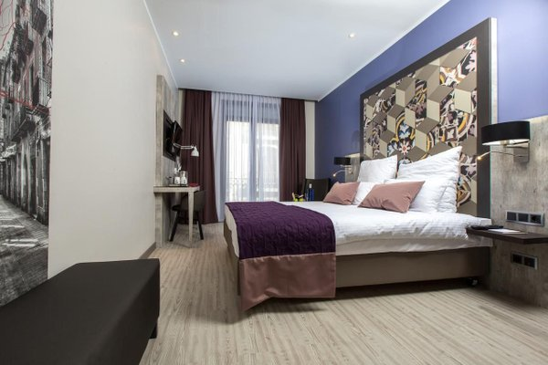 Leonardo Hotel Barcelona Las Ramblas (ех. Hotel Principal) - фото 6