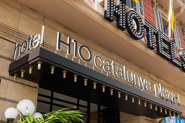 Boutique Hotel H10 Catalunya Plaza - 13