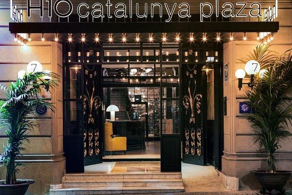 Boutique Hotel H10 Catalunya Plaza - 19