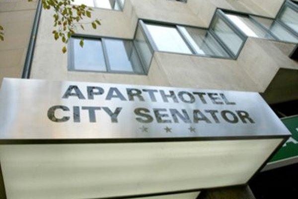 Aparthotel Senator Barcelona - фото 18