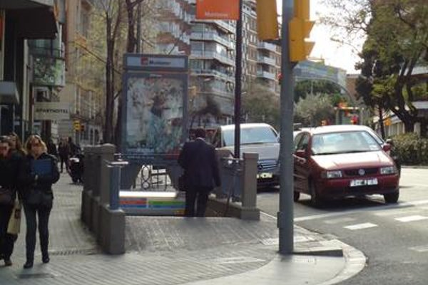 Aparthotel Senator Barcelona - фото 22