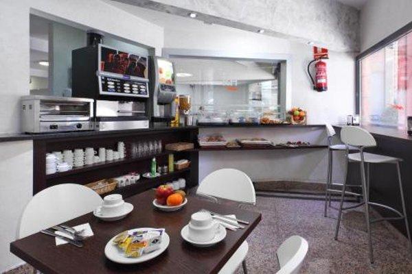 Hotel Nuevo Triunfo - фото 12