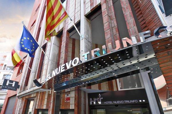 Hotel Nuevo Triunfo - фото 14