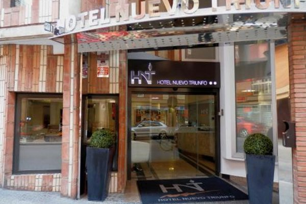 Hotel Nuevo Triunfo - фото 22