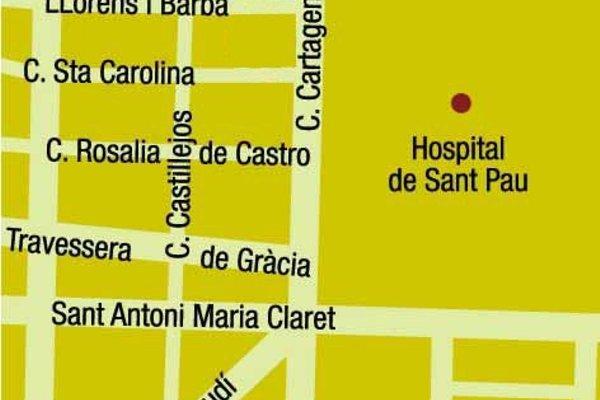Hotel Aristol - Sagrada Familia - 18
