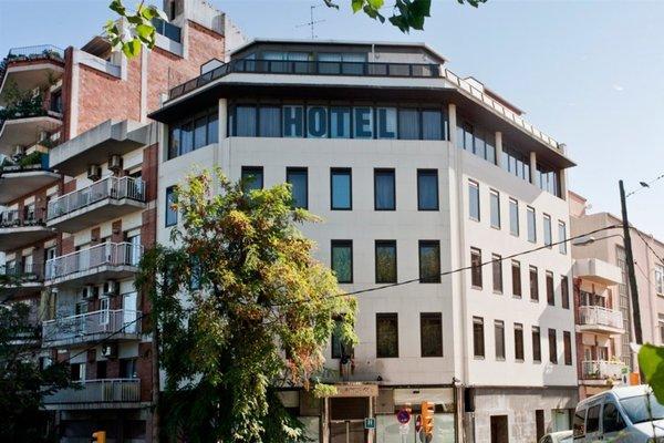 Hotel Aristol - Sagrada Familia - 20