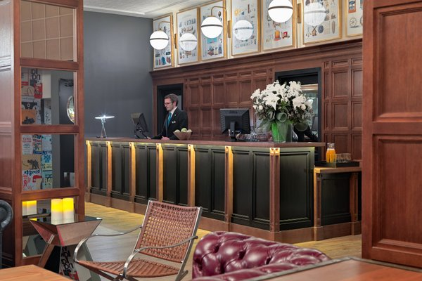 Boutique Hotel H10 Montcada - фото 17