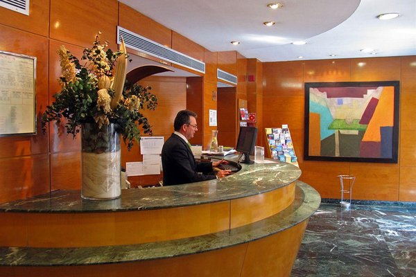 Pedralbes Hotel - фото 13