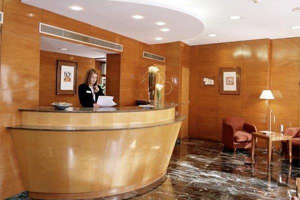Pedralbes Hotel - фото 14