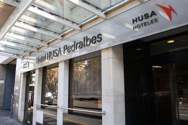 Pedralbes Hotel - фото 18