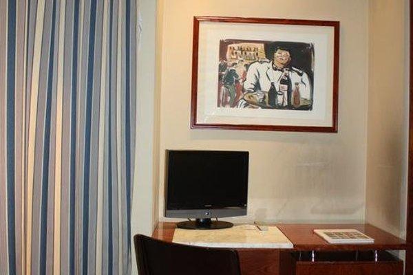 Pedralbes Hotel - фото 6