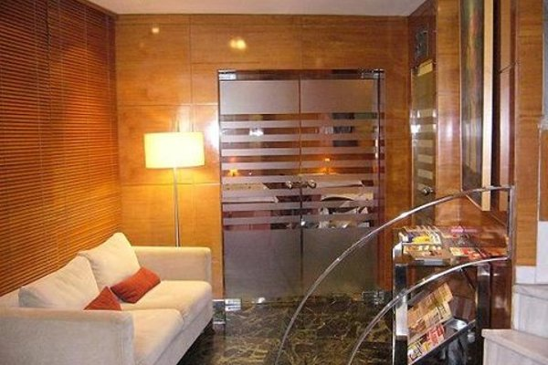 Pedralbes Hotel - фото 9