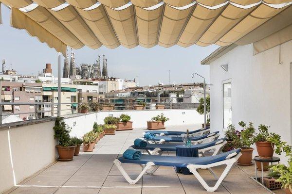 Отель Aranea Barcelona - фото 31