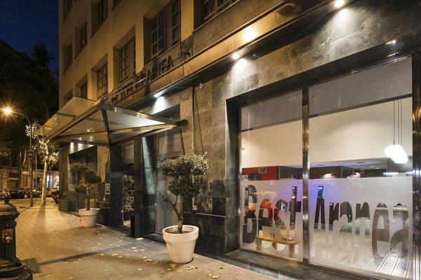 Отель Aranea Barcelona - фото 10