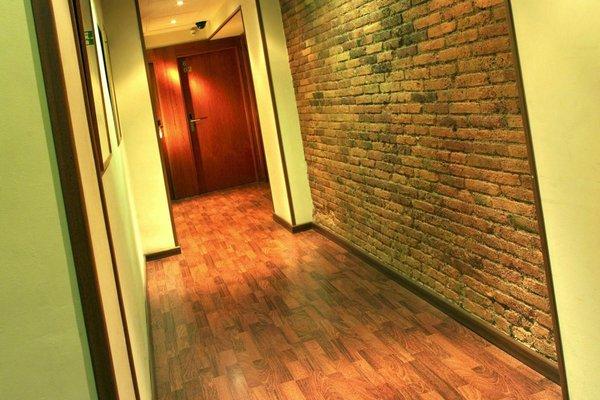 Отель Aranea Barcelona - фото 14